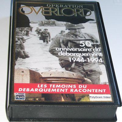 Opération Overlord : les témoins du Débarquement racontent
