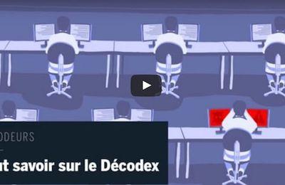 Décodex, outil de vérification de la fiabilité des sources ! Dare to be better ? OK !