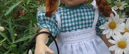 Jeanne au jardin