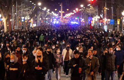Soulèvement de la jeunesse espagnole