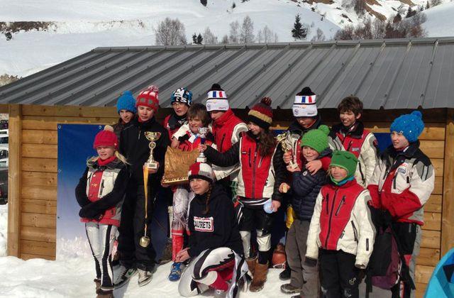 Le challenge Pierre Verges est à Cauterets pour un an !