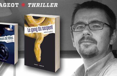 hervé jubert, un écrivain du fantastique mais pas que !