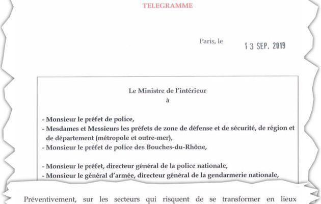 Les pratiques «illégales» du préfet Lallement, un article de Mediapart
