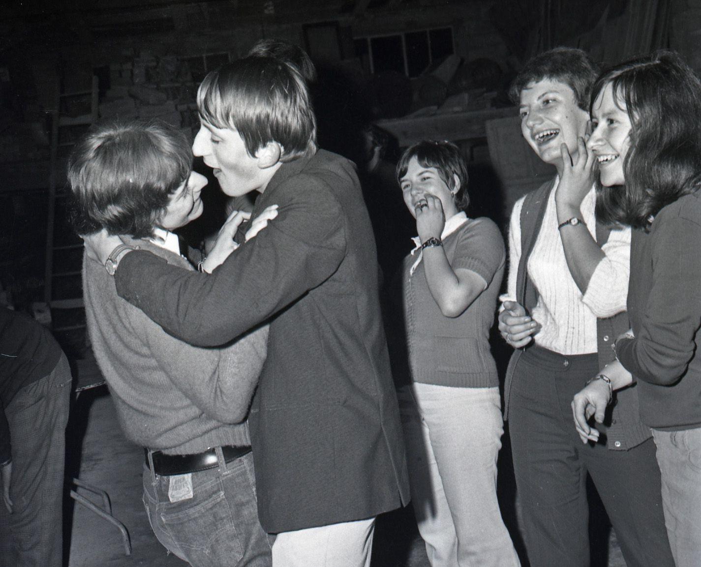 JASSES EN FETE... EN 1971