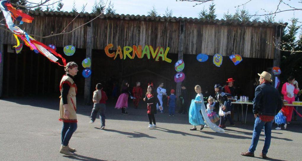 Carnaval sous le soleil !