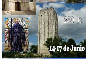 Peregrinación a Loudun, patria de San Lesmes