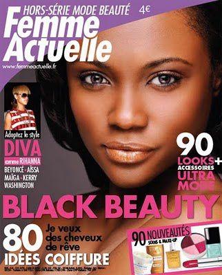 An Amazing Black Femme Actuelle !