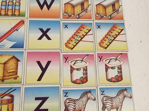 jeu cartes memory alphabet lettres et images edition NATHAN sur charlotteblablablog