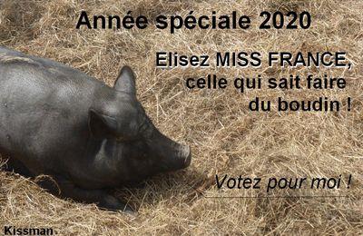 Election Miss France 2021, la centenaire en 2020 !