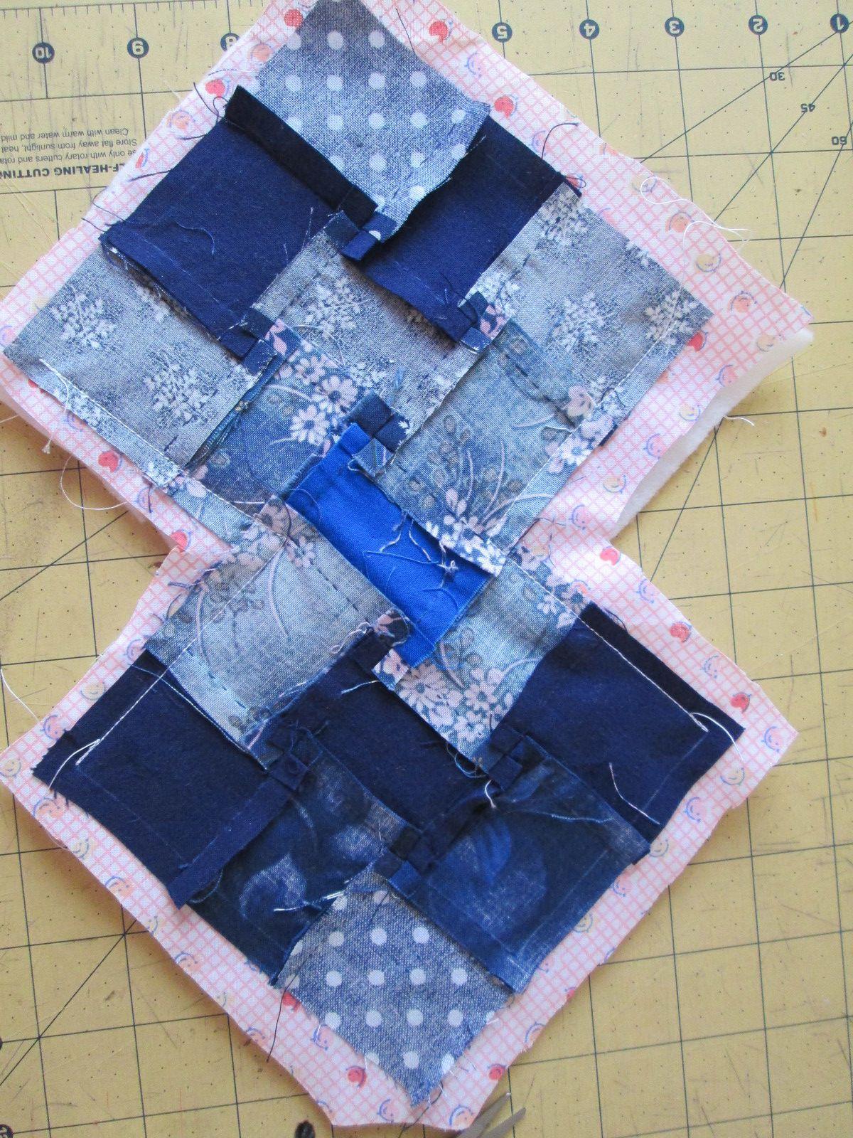 Trousse 17 carrés