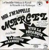 marcel Leroy, un chanteur fantaisisie français dans la lignée de georgius et Milton, un auteur-compositeur et son folklore parisien