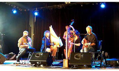 Phil Parfitt & Friends live Rochefort en terre 31 octobre 2014
