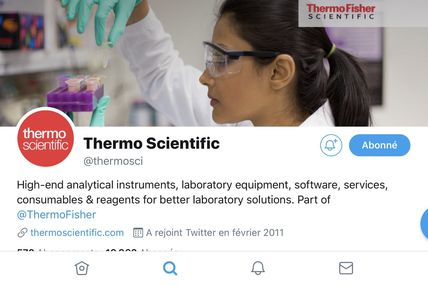 #LaboratoireduFutur Scientific & Instruments Technical Meeting  with ThermoFisher Scientific 6/11/19