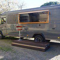 Food truck aménagé à vendre / Envoyé par Inès Courtois le 08.08.18