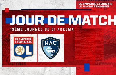 Lyon / Le Havre : Sur quelle chaîne suivre la rencontre vendredi ?