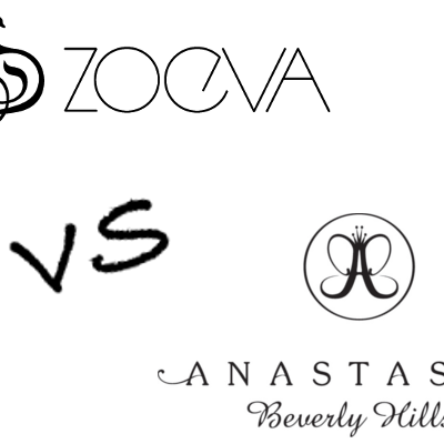 BATTLE DE PALETTES POUR DES LOOKS FUN ET COLORFUL : ZOEVA VS ANASTASIA BEVERLY HILLS