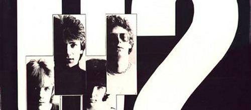 U2 -October Tour -30/10/1981 -Amsterdam -Pays-Bas -Paradiso