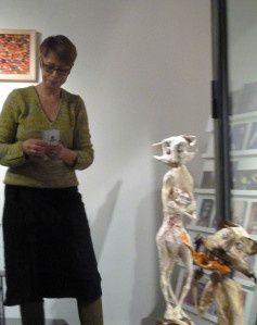 Exposition collective: du 11 au 29 décembre 2012