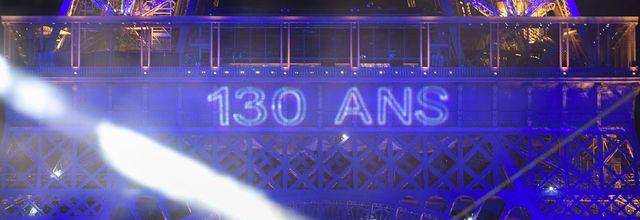 France 2 va fêter ce soir les 130 ans de la Tour Eiffel avec un concert événement