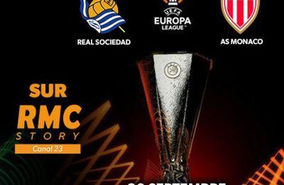 Real Sociedad / AS Monaco : Sur quelles chaînes en clair suivre la rencontre jeudi ?