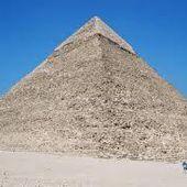 Pyramide de Khephren - Enzo L'Apprenti Archéologue
