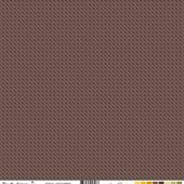FDSF01412feuille un air sauvage - automne cercles marron FEE DU SCRAP