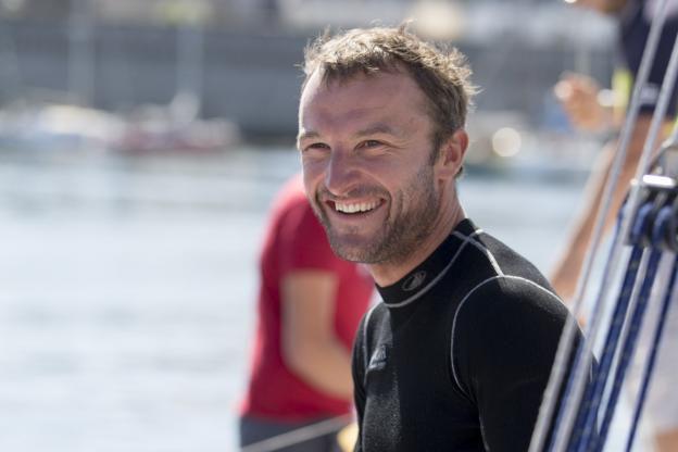 Le skipper Nicolas Jossier débute sa saison avec Adrien Hardy sur la Normandy Channel Race
