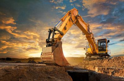 Where Can You Find the Best Construction Equipment in UAE?