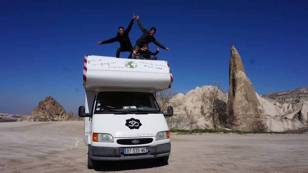 Album TURQUIE Cappadoce : du 24 février au 6 mars 2019