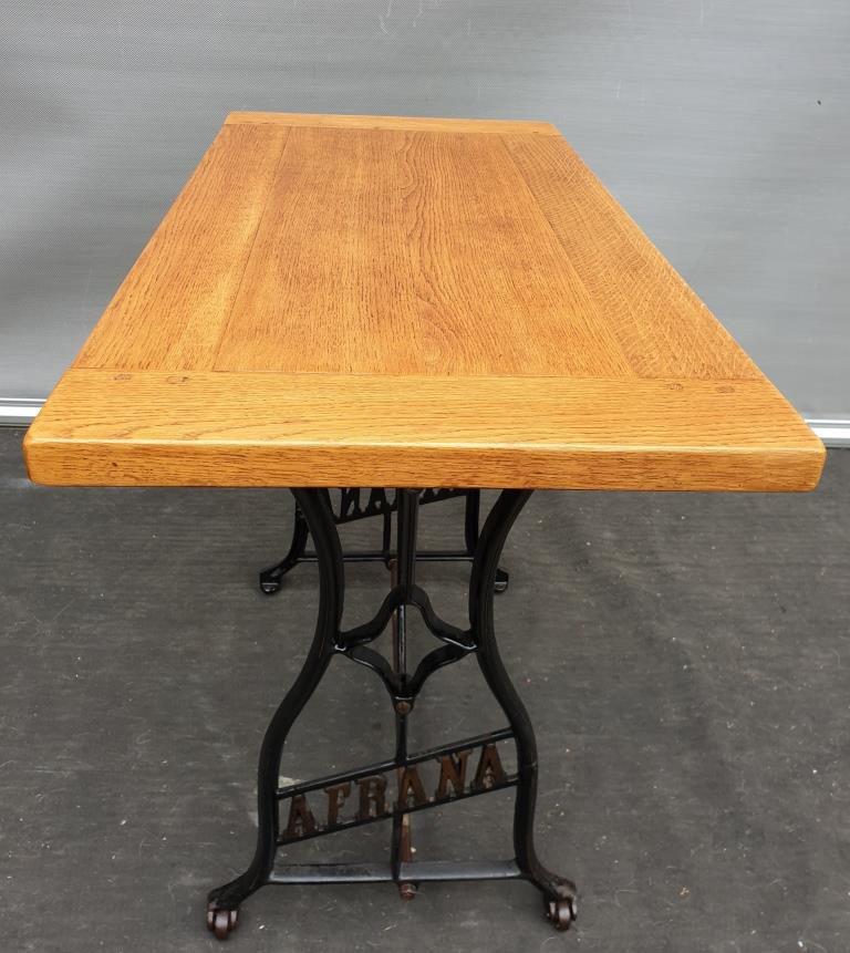 Table bistrot 1900 AFRANA Anthime Eliot - 220 euros