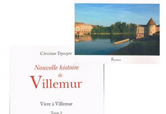 « La nouvelle histoire de Villemur »