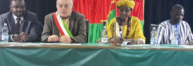 Des autorités italiennes expriment leur fierté pour les burkinabè qui vivent en Italie