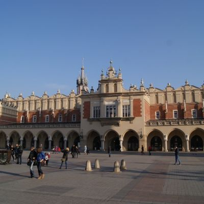 CRACOVIE (POLOGNE). Introduction.