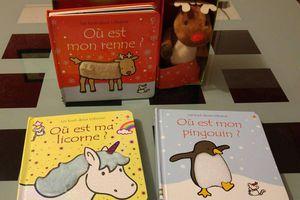 """Collection """"les tout-doux"""" #1 - Editions Usborne"""