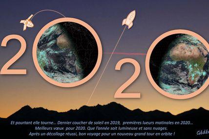 Zéro est arrivé : bonne année 2020 !