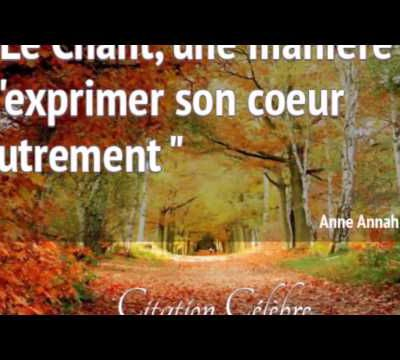 CLIP VIDEO COURS DE CHANT & COACHING VOCAL ANNE ANNAH AJALBERT