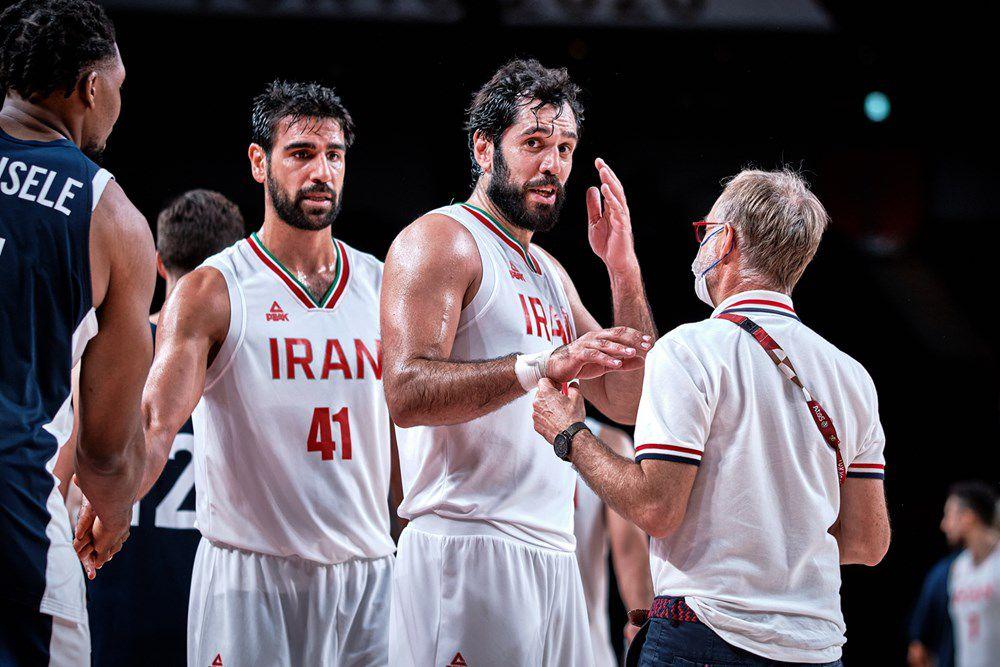 Jeux Olympiques : la France domine l'Iran et termine premier du groupe A