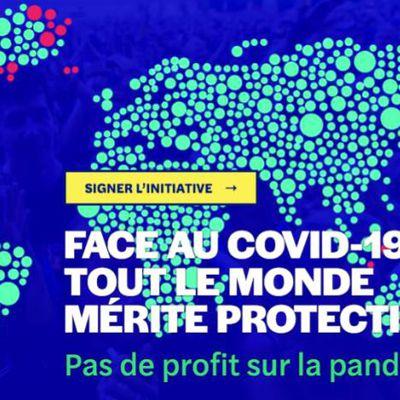 Fabien Roussel : Ne pas laisser la campagne vaccinale dans les mains du privé