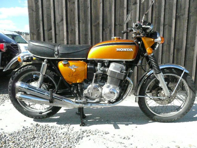 Album - Honda-750-K2-Or