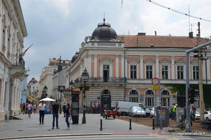 Balade dans Belgrade