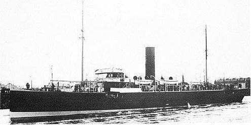 Q-ship britannique HMSTamarisk.