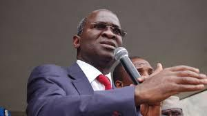 What Babatunde Fashola, says about the commencement of work on Nigeria-Seme-Benin Republic road project.