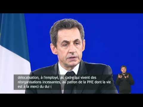Villepinte, la reconquête de Nicolas Sarkozy?