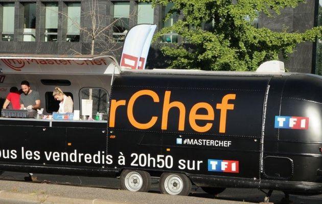 """Un """"Food Truck Masterchef"""" va sillonner les routes de France"""