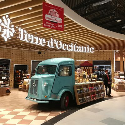 Toulouse-Blagnac airport's new look !