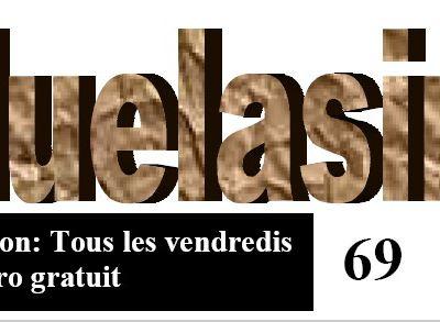 Le numéro 69 de Nuelasin est disponible et en téléchargement dans cet article