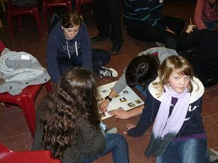 Assemblée des Jeunes Wallons pour l'Environnement : réunions préparatoires et assemblée au Parlement Wallon 2011