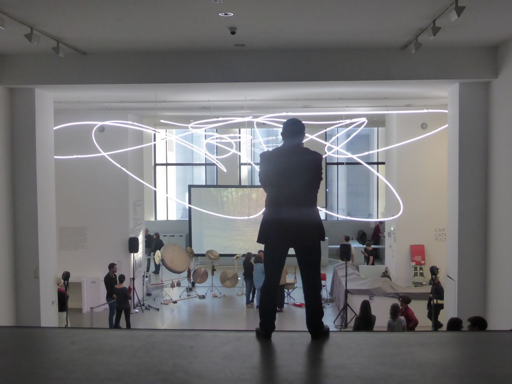 Musée d'art moderne de la ville de Paris © Photographies Gilles Kraemer, samedi 17 mai 2014