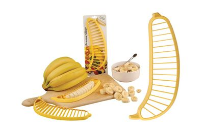 Coupe banane cuisine