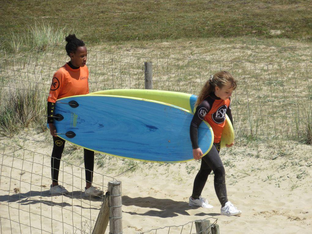 SURF CM : 1ère séance